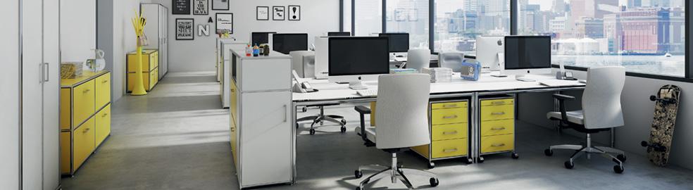 Allemand Frères | Design Büromöbel, Lista office LO, HUND